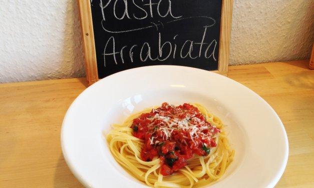 Pasta Arrabbiata – jetzt wird's scharf (Überarbeitet nach vielen Zuschriften)
