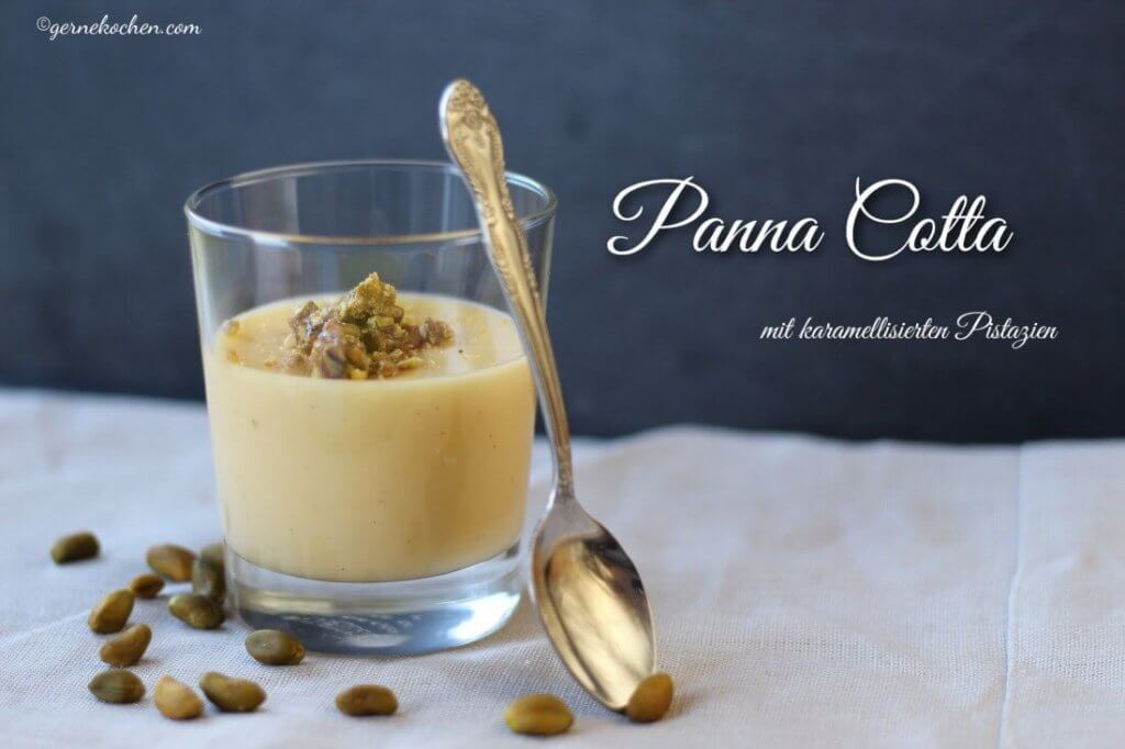 Rezept Panna Cotta The One And Only