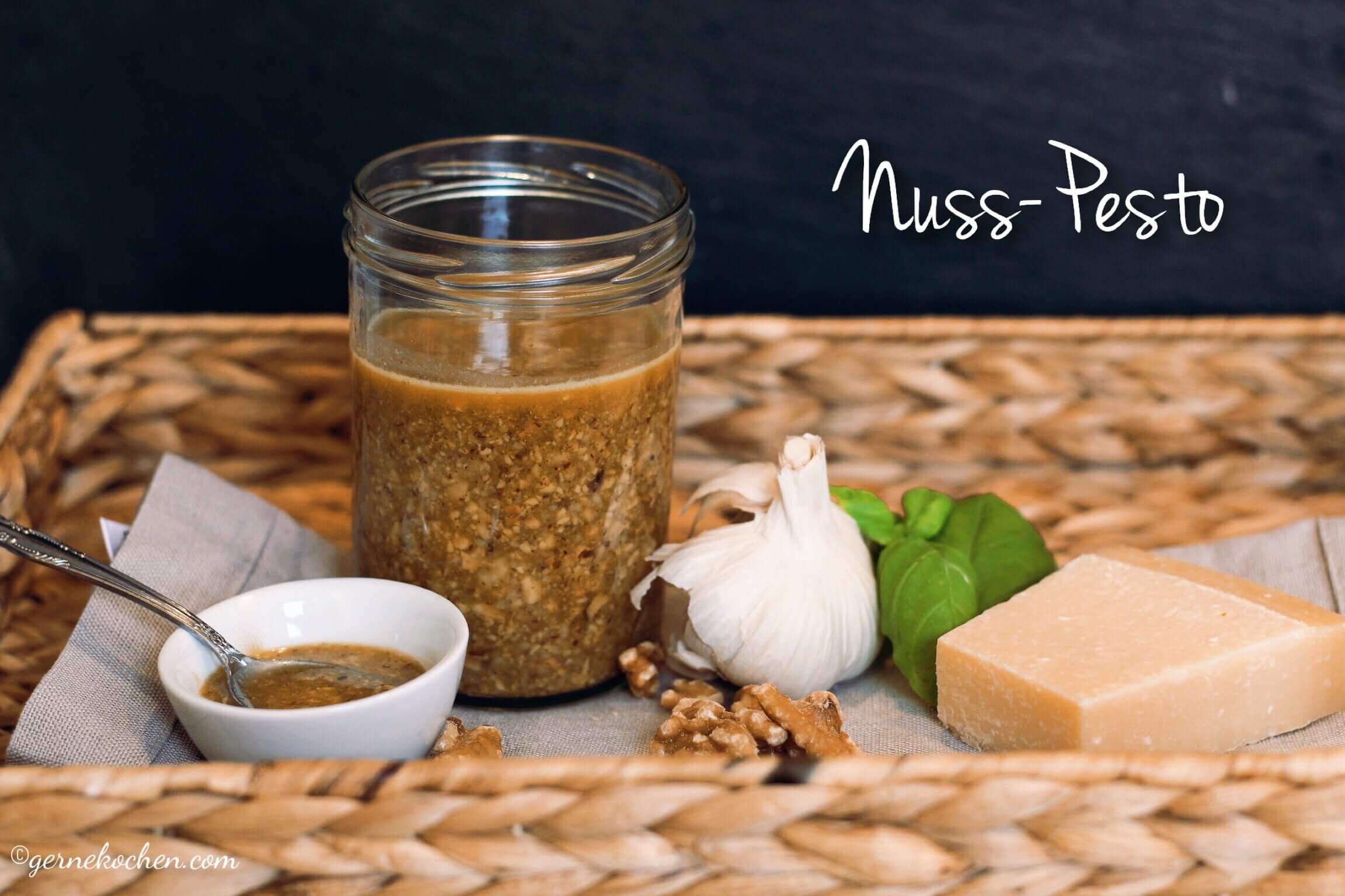 Nuss Pesto