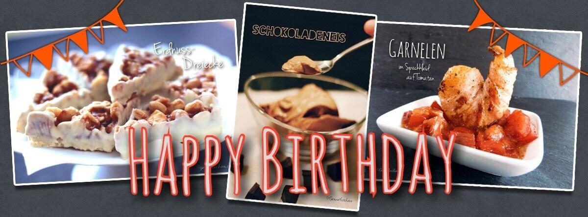 Wir feiern Geburtstag!!!!