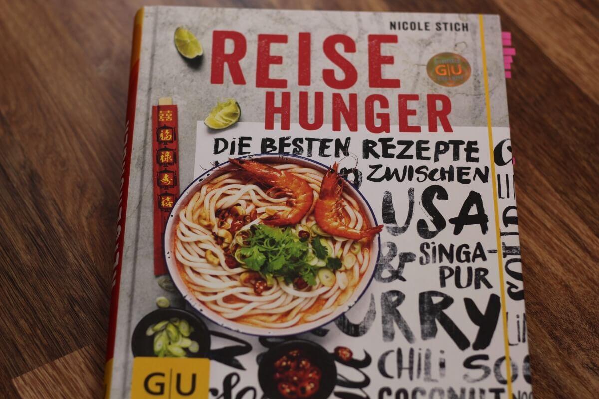 Rezension: Reisehunger – Die besten Rezepte zwischen USA und Singapur