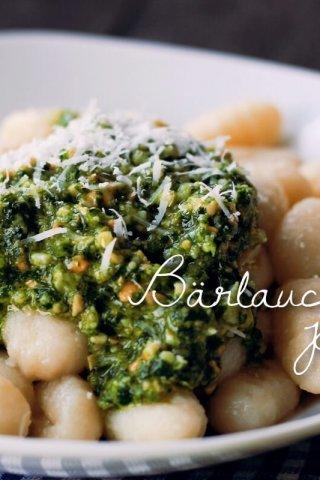 Gärlauch-Pesto