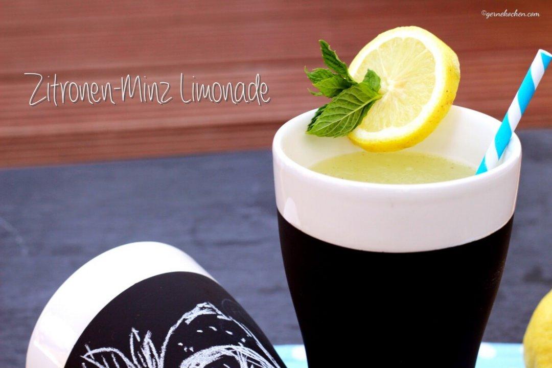 Zitronen-Minz Limonade