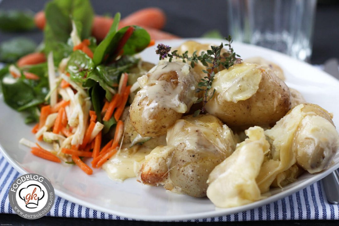 Raclette Kartoffeln