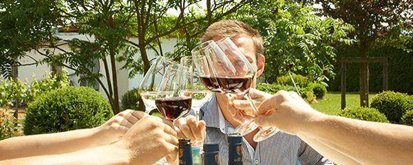 Dieses Foto wurde zur Verfüfung gestellt vom Weingut Mathy-Schanz