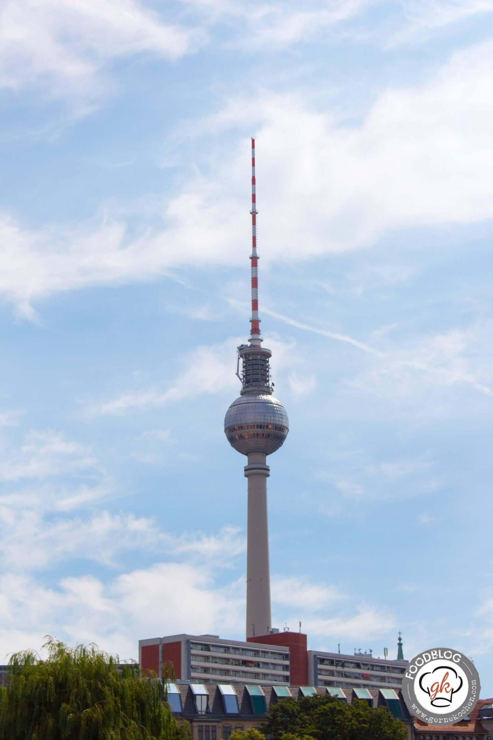 Gernekochen unterwegs in Berlin: Tag 1& 2