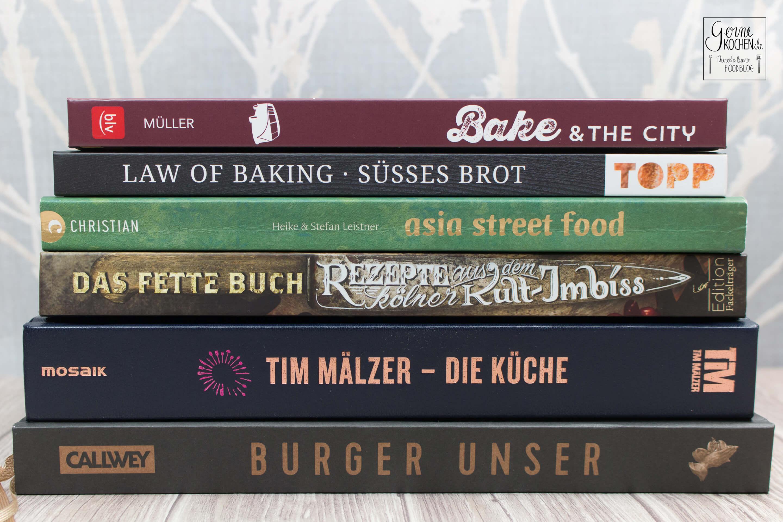 Last Minute Weihnachtsgeschenk: Unsere Kochbuchempfehlungen