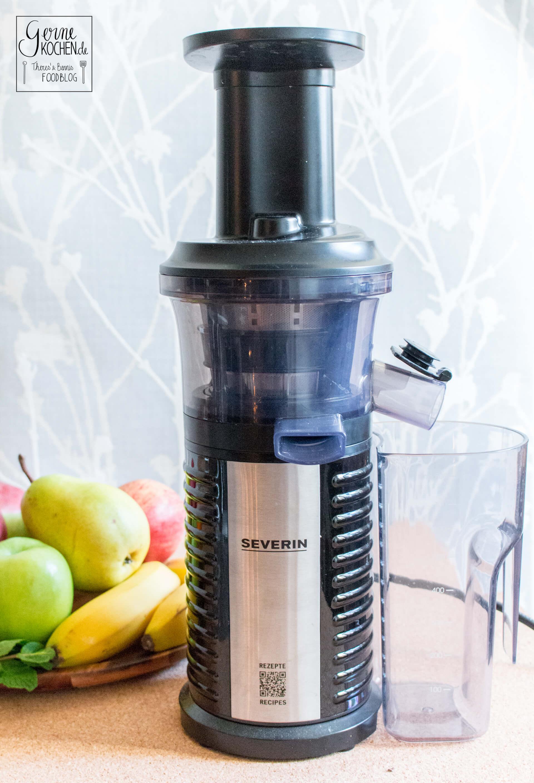 Slow Juicer Besser Als Entsafter : Slow Juicer - Langsam presst besser - gernekochen.de