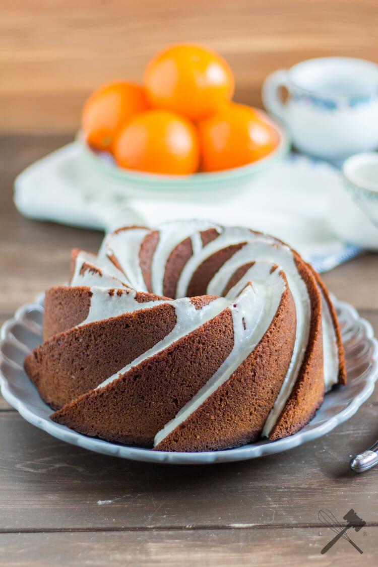 """Wir feiern Geburtstag mit: Kevin von Law of Baking mit einem """"Schokoladen Orangen Guglhupf"""""""