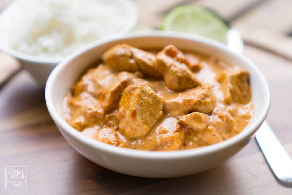 Rezept: Indisches Butter Chicken - gernekochen.de
