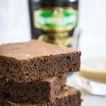 Irish cream Brownie
