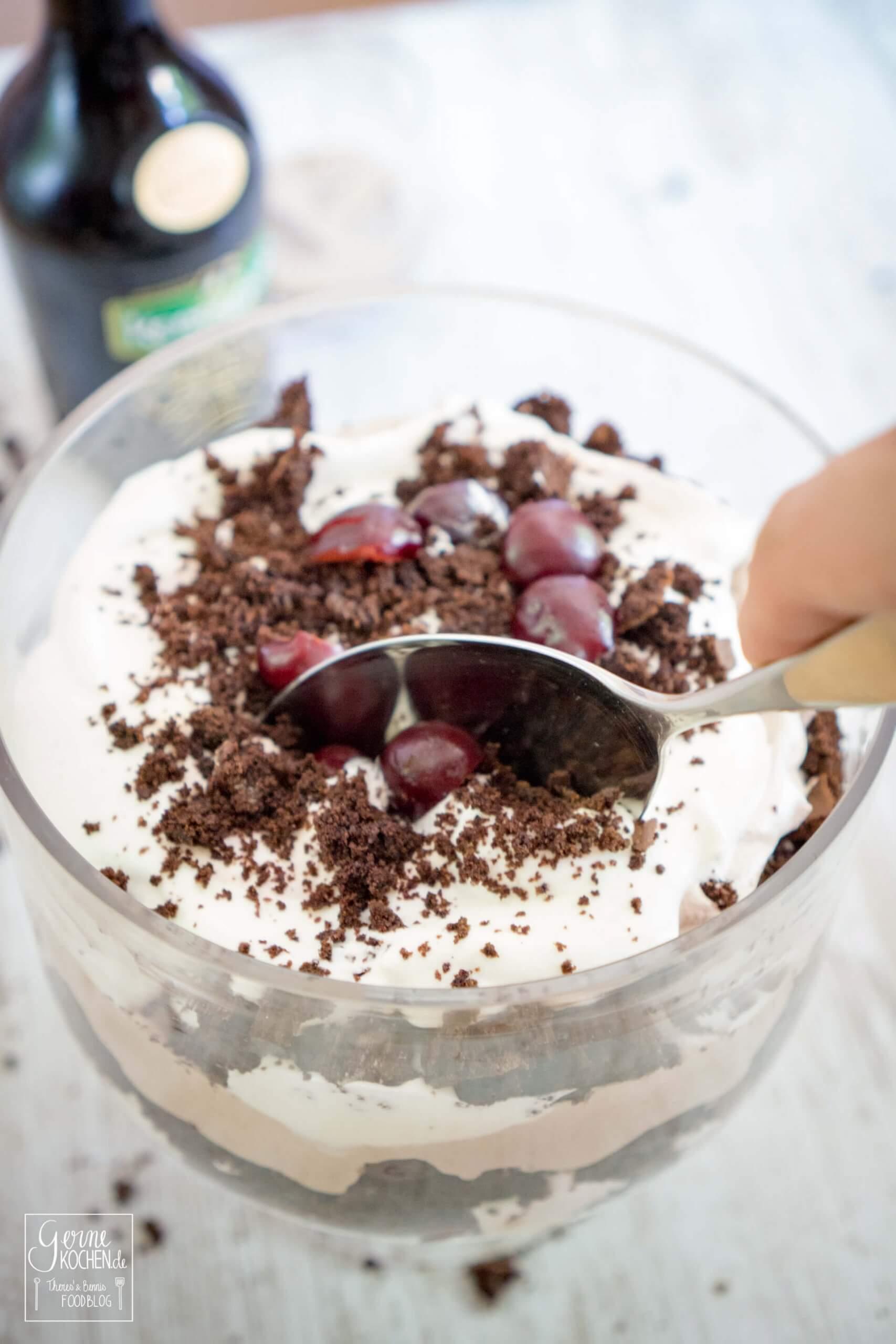 Irish-Cream-Trifle – Schicht für Schicht zum Glück