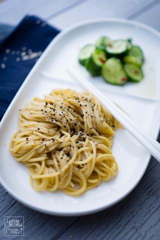 Miso Spaghetti