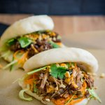 Gua Bao Burger – asiatisches Streetfood