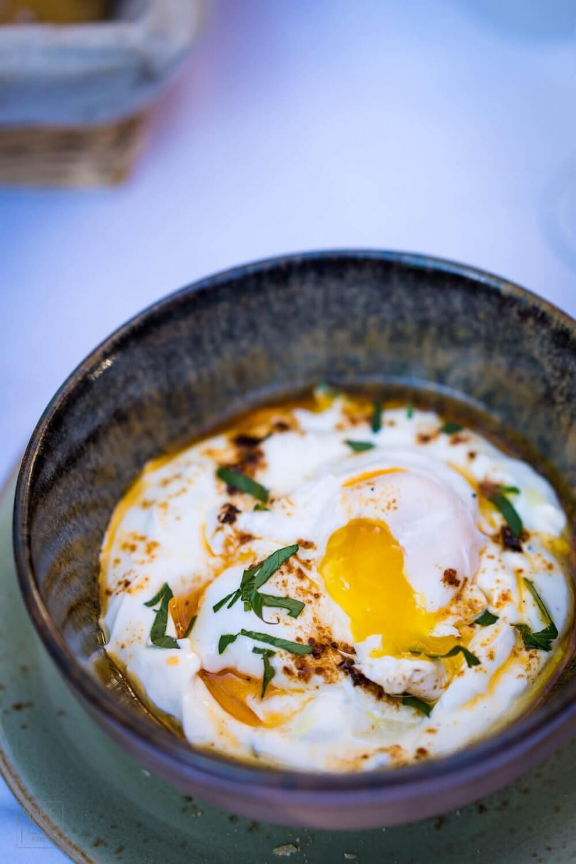 Cilbir – Türkische Eier zum Frühstück