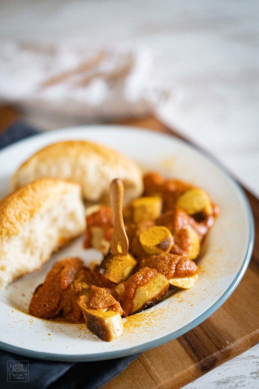 Die Beste Currywurst bzw. Currywurstsoße