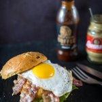 Cold Brew BBQ Burger
