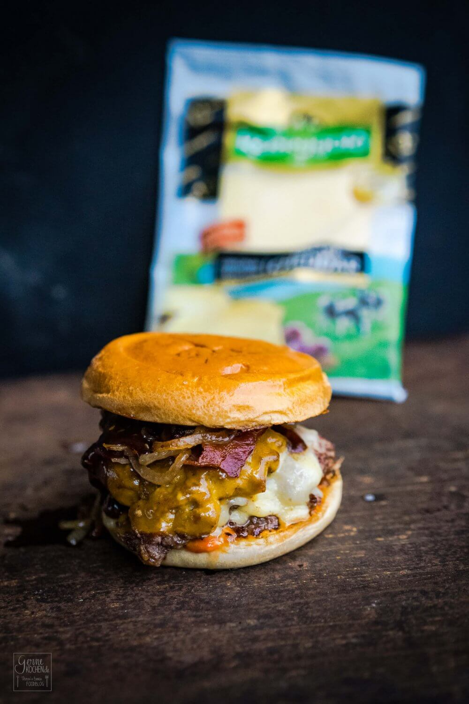 Triple Cheese Burger [enthält Werbung]