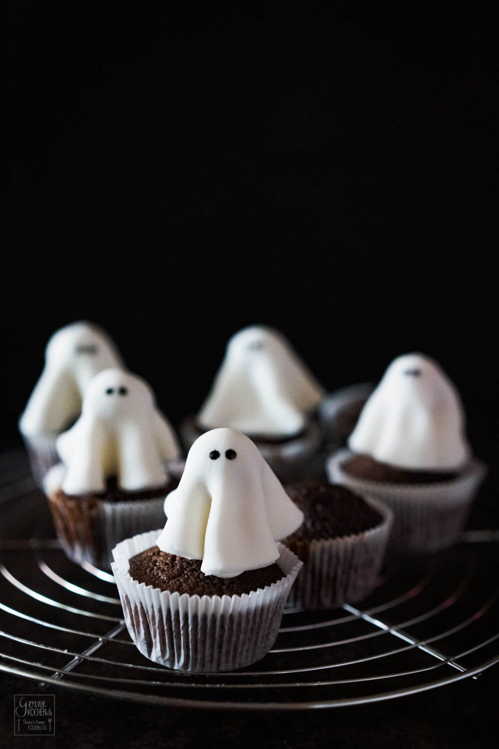 Gespenster-Muffins – spooky