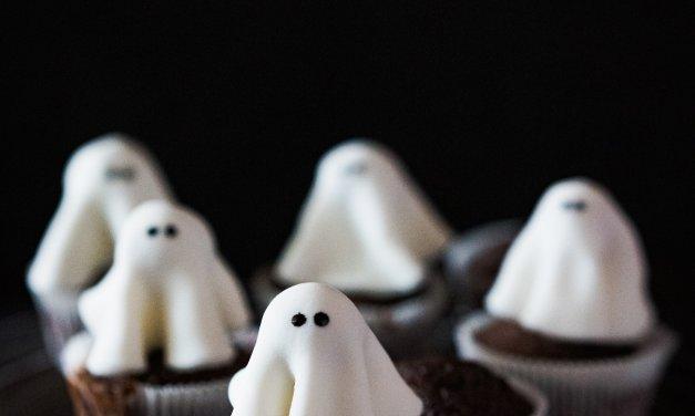Gespenster-Muffins – spooky