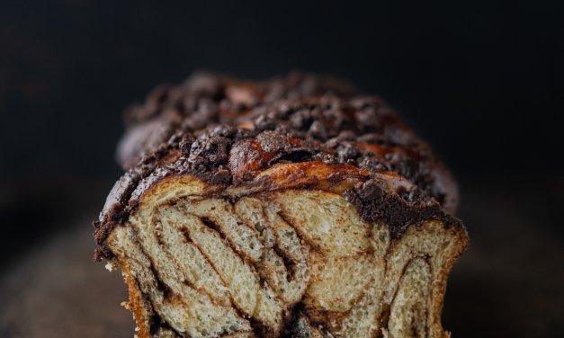 Schokoladen Babka – Schokoladenhefezopf