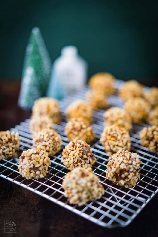 Nuss-Nougat-Pralinen – ganz einfach gemacht