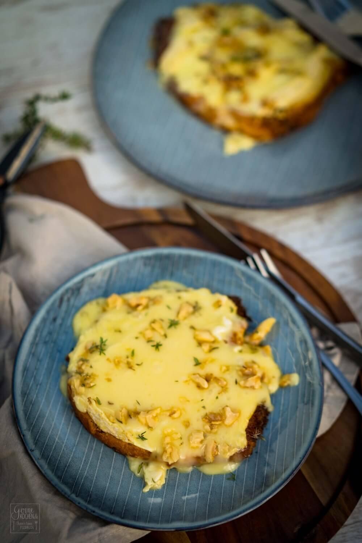 Ofen-Camembert