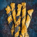 Knusperstangen wie vom Bäcker