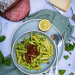 Spinat-Pistazien-Pesto