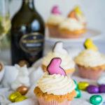 Prosecco-Cupcakes – Süßes zum Osterbrunch