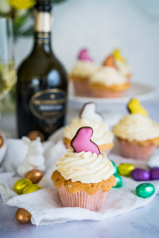 Prosecco-Cupcakes