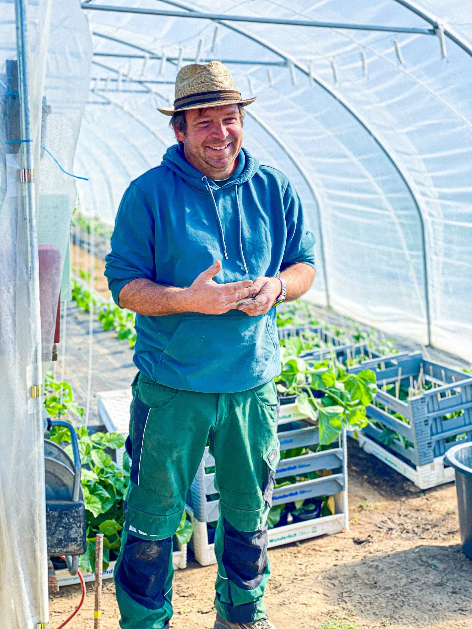 Unsere Biosaison – ein Sommer auf dem Bauernhof