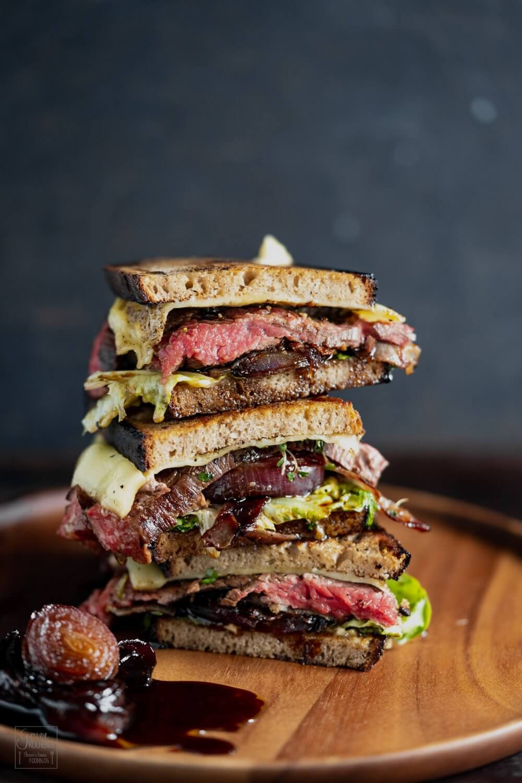 Steak-Sandwich