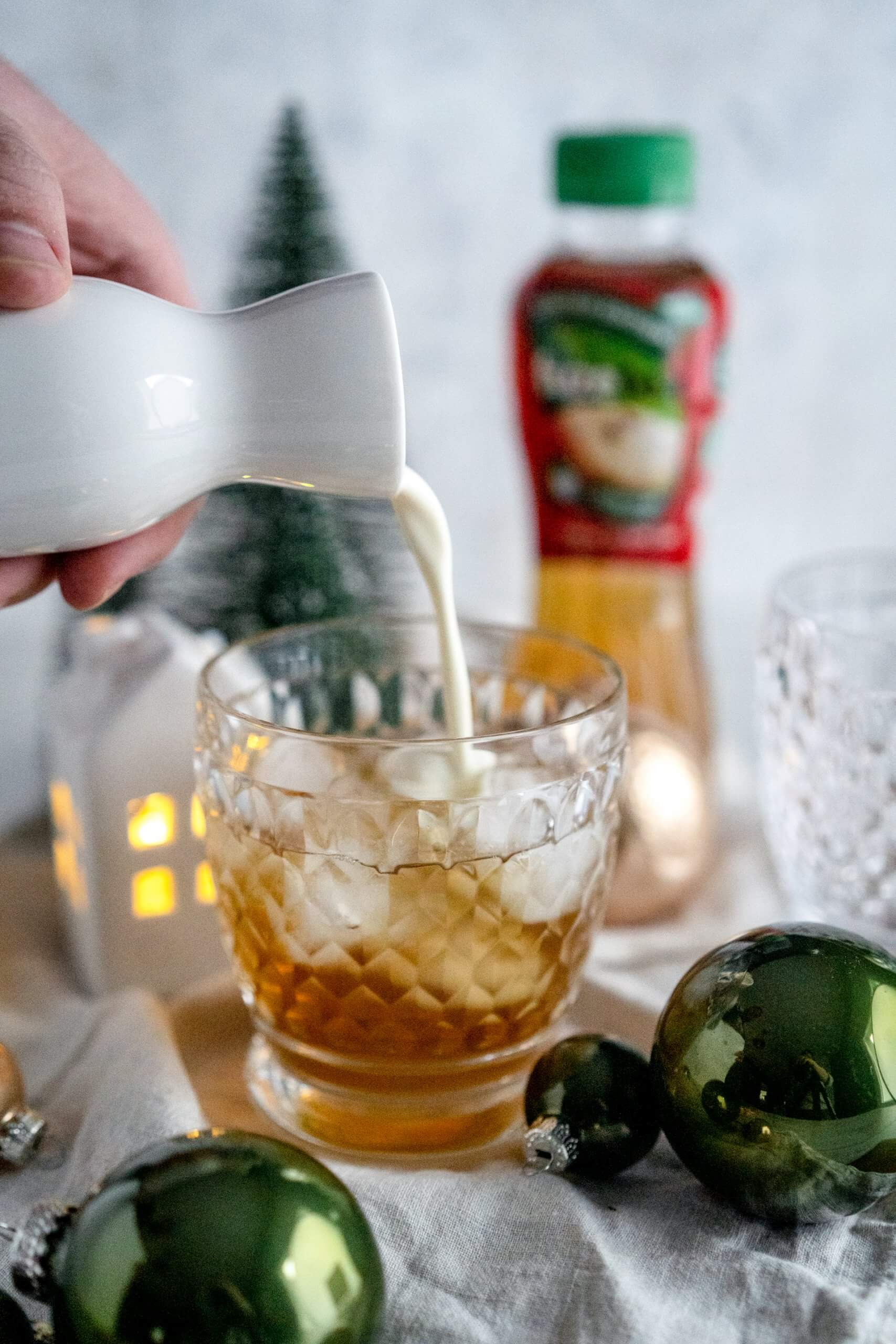 Fuze Tea Latte