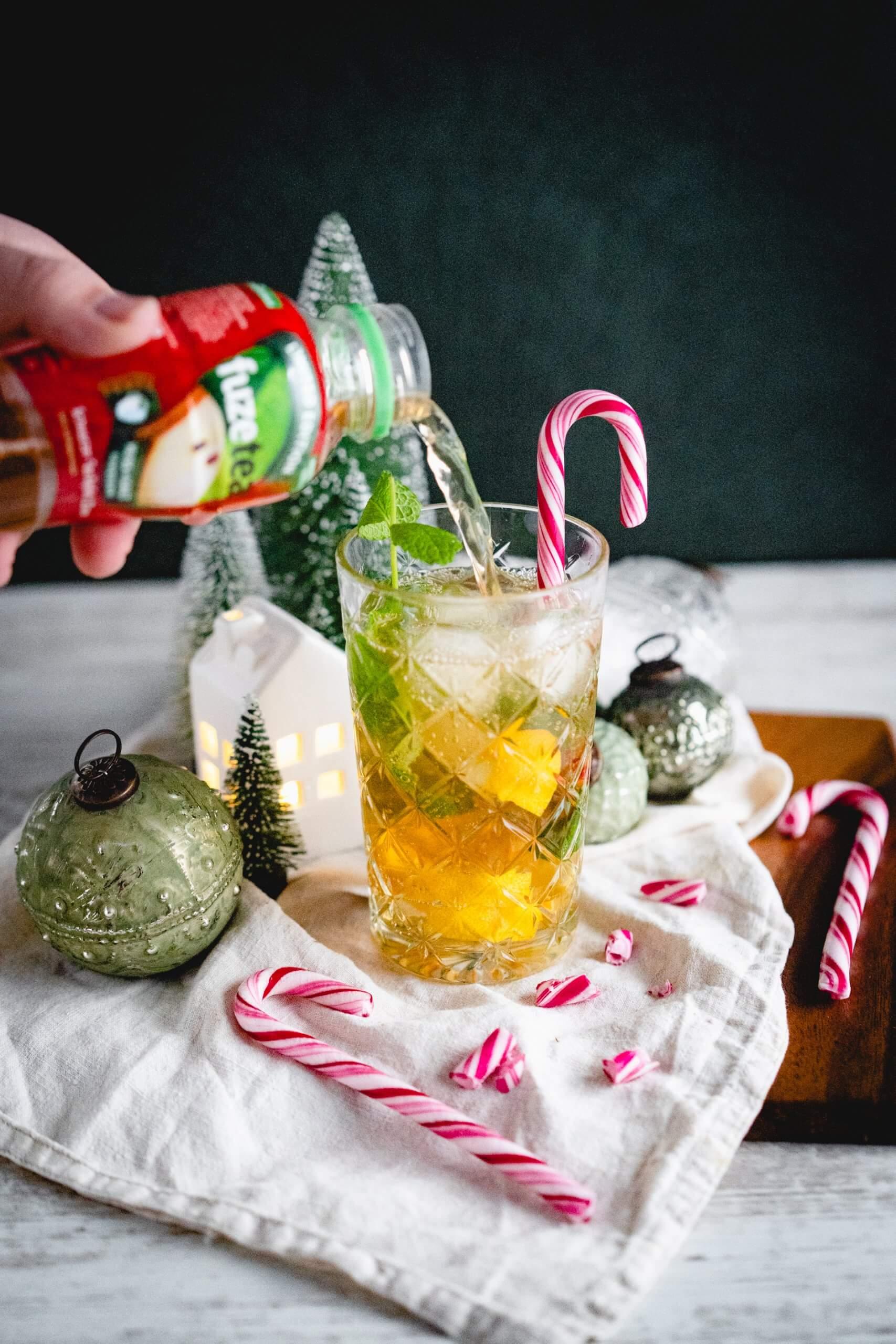 Santas Cocktail (alkoholfrei)