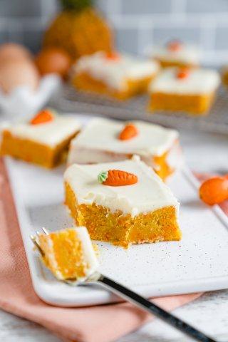 Ananas-Rübli-Kuchen
