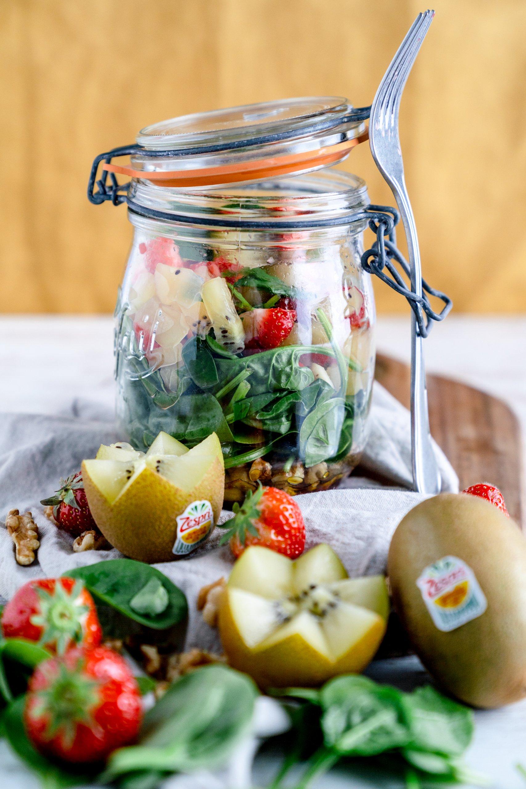 Kiwi-Salat