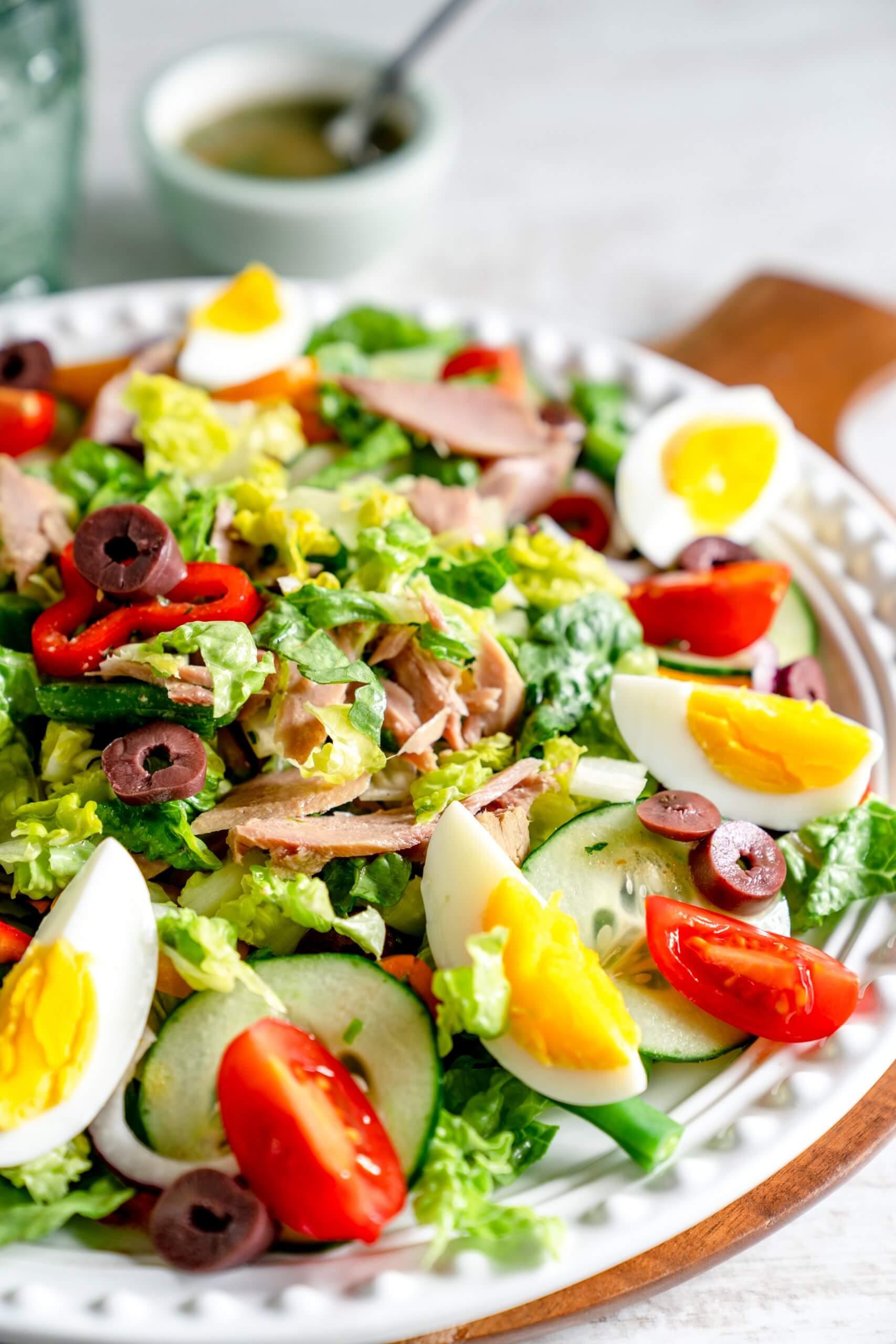 Salat Nicoise – Kurzurlaub an Frankreichs Küste