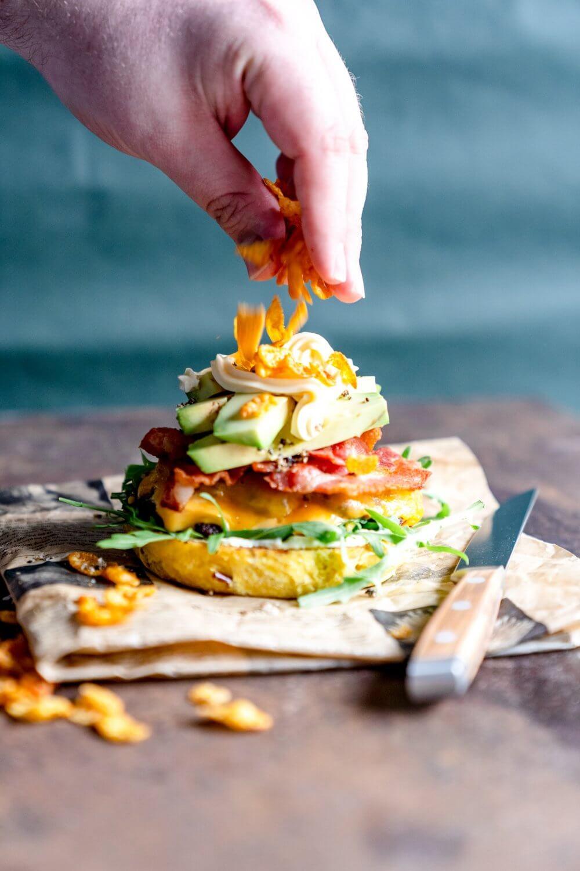 Wasabi-Burger