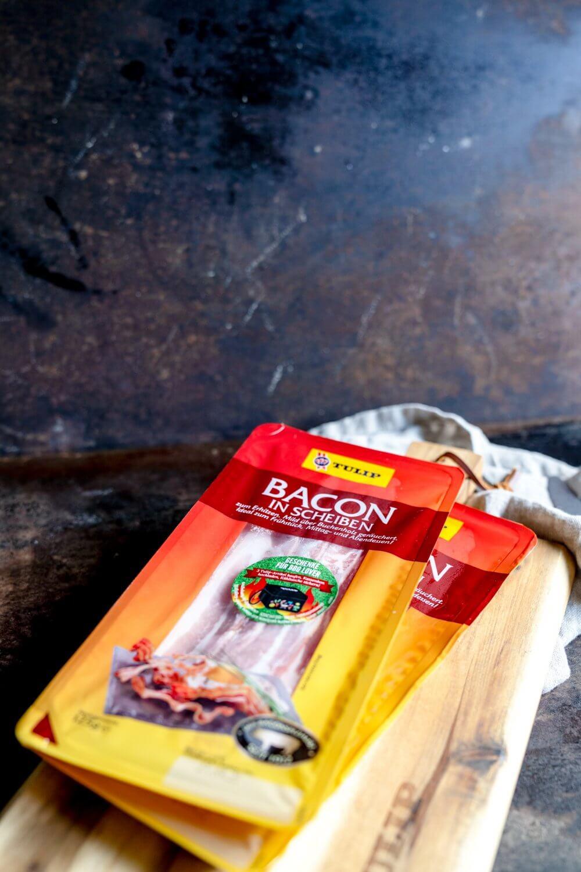Cevapcici mit Bacon