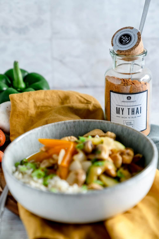 My Thai Curry